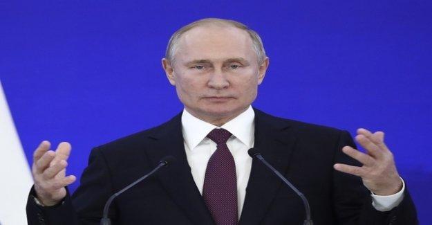 Putin calls for Russian Wikipedia Alternative