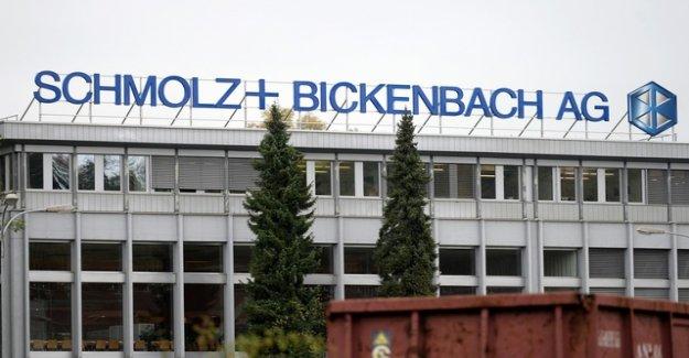 Rescue of Schmolz+Bickenbach is delayed