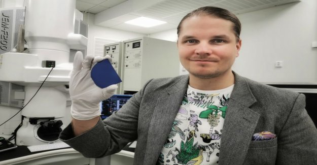 Revolutionary discovery: the glass can be stronger than steel – a Finnish-led research group the results were published in the journal Science
