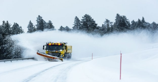 Road winter maintenance the additional money – civil feedback amount increased strongly