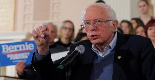 Sanders: Bloomberg cannot buy US