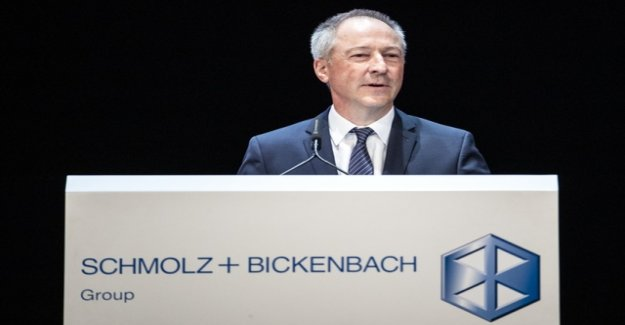 Schmolz + Bickenbach, the bankruptcy threatens