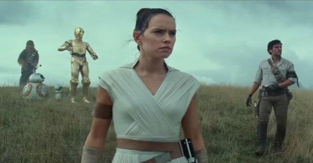 Script for new Star Warsmovie was on Ebay for sale