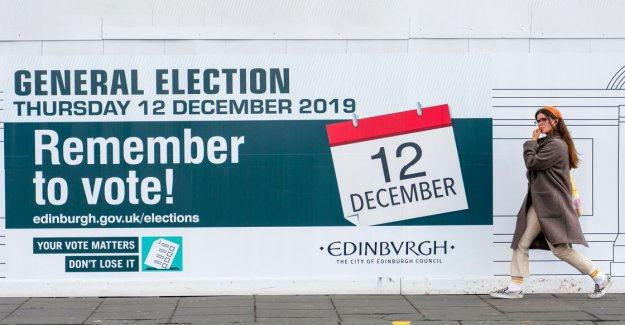 See you at the british elections, the voice of the young torrents? – New voters up to two-thirds under 35 years of age