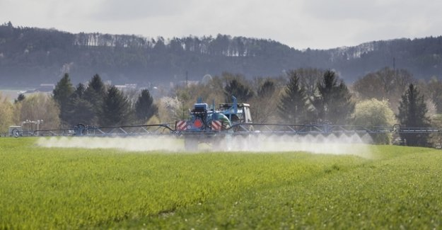 Self-Syngenta expects the prohibition of most pesticides