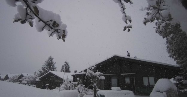 Snow record in the Val Müstair – Bernina line locked