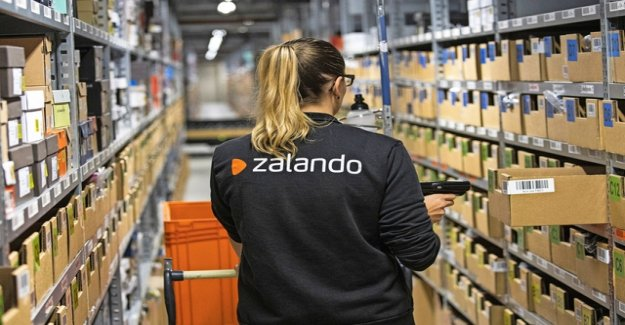 Stasi-methods: Zalando monitors its employees