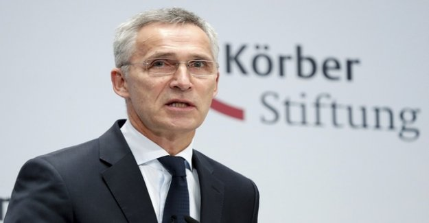 Stoltenberg defended after criticism of Macron, the military Alliance