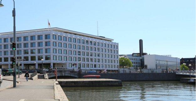 Stora Enso with a new wooden headquarters in Katajanokka