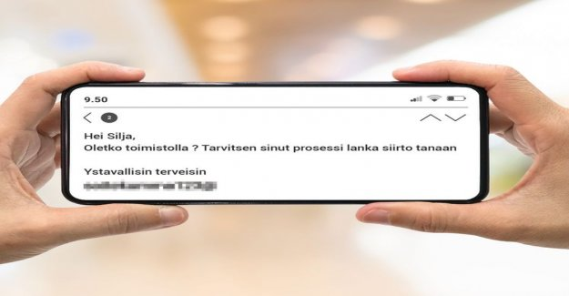 Such messages Finnish companies can go fishing for the money – look, would you fall have