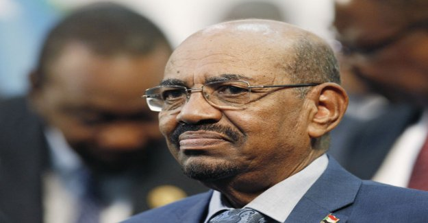 Sudan's former presidential party was broken up – also women dressing up regulated the law was repealed