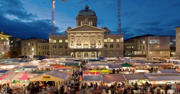 Swiss cities are booming thanks to the tourists from Switzerland