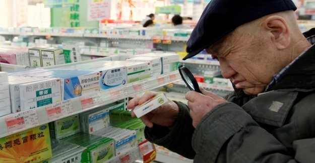 Swiss drugs in China is much cheaper