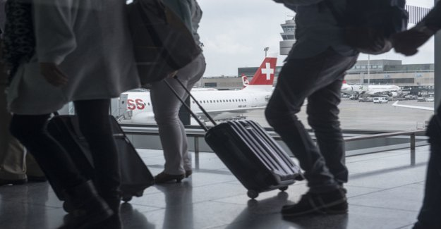Swiss introduces new boarding principle in the case of some flights