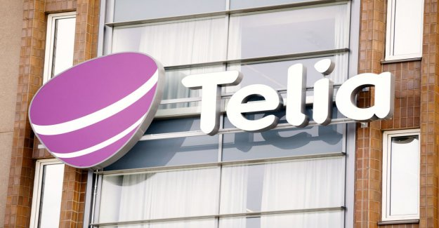 Telia's mobile network in the broad disorder – may interfere with emergency calls