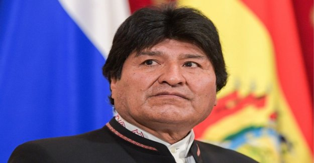 The Bolivian army calls on president Evo Morales to resign