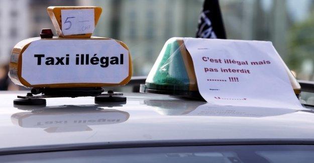 The Canton of Geneva prohibits Uber