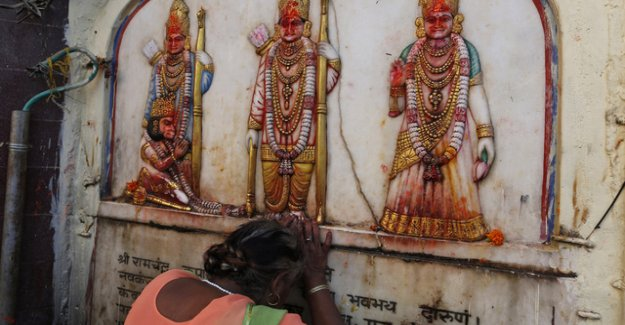 The Supreme court speaks to the Holy grounds in Ayodhya to the Hindus