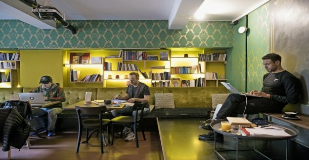 The business with the Co-Working