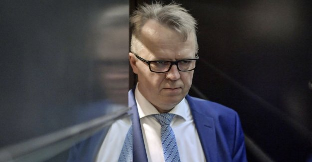 The court of appeal sentenced the Duty ex-director-general fines – Hartikainen was guilty of negligence