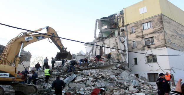 The land has trembled strongly in Albania – several dead, at least 300 injured