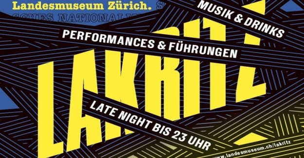 The music, Performances, Drinks and tours - until late in the evening to the state Museum - 50% discount