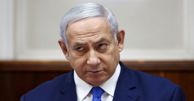 The prime minister of israel indicted – Benjamin Netanyahu accused of, inter alia, a bribe of crime and fraud