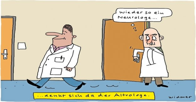 The rush of foreign Doctors to Zurich has increased