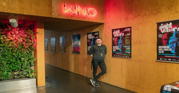 The wind has turned: the Finns are working so hard at the movies, that the small cinemas just keeps popping up in new places