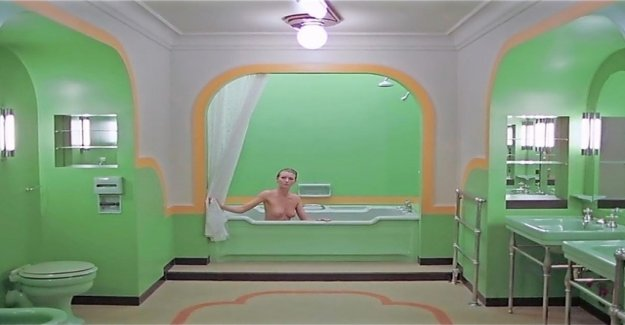 The woman in room 237