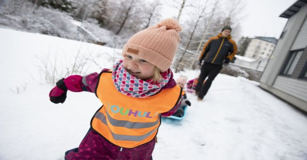 Thousands of children the movement of the monitored kindergartens activity bracelet and it is becoming more common – 5-year-old: the Body healthy