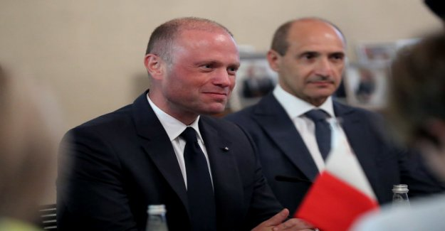 Times of Malta: malta's prime minister Muscat differs – the background of the journalist murders that followed the political and legal crisis