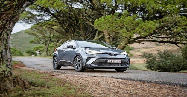 Toyota is upgrading the Anti-Prius