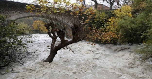 Two Missing after heavy rains