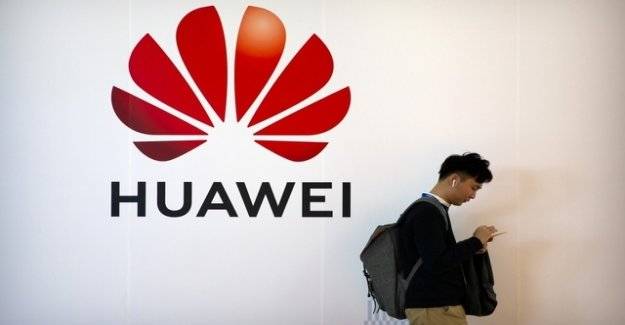 US government extended exemption for Huawei