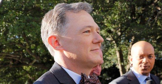 Ukraine scandal: US Diplomat raises serious allegations