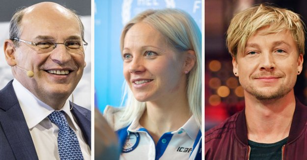 What made business leaders, athletes and musicians – and what it tells you in Finland? Look consists of a tax day top stuff