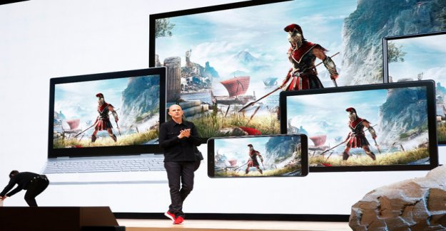 With software streaming, the need for expensive Hardware save