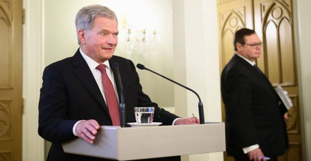 Yle follows: president Niinistö expressed concern about the lies and paint the foundation of the general debate