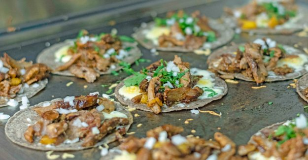 Zurich's best Alternatives to the received Party-Mexicans