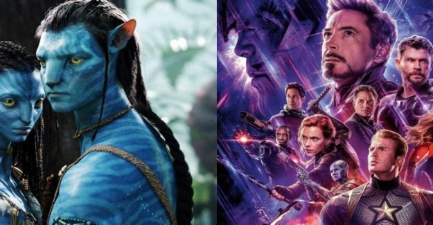 2010-2019: from 'Avatar' to 'Avengers Endgame', the film of the record