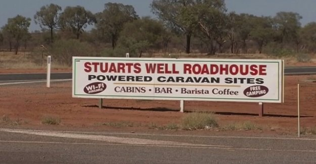 52-Year-old survived two weeks in the Australian Outback