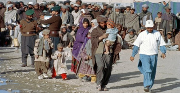 Afghanistan, in the world 4.6 million afghans uprooted: 2.7 million refugees, two million internally displaced persons