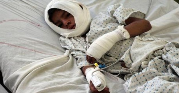 Afghanistan, nine children killed or maimed every day: the side effects of a war that has lasted 18 years
