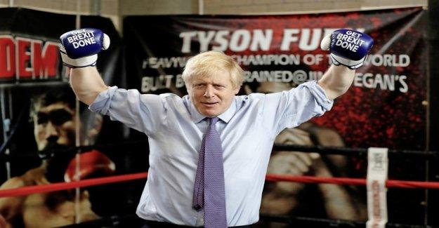 Boris Johnson, the real satirist