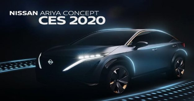CES 2020, Nissan's first in line