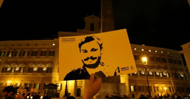 Case Regeni, call Count-At the Sisi, urgent to relaunch cooperation