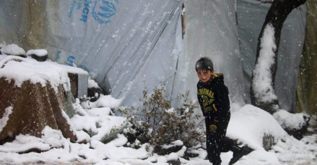 Children, almost 7 million will end up 2020, far away from their homes, risking their lives for the cold
