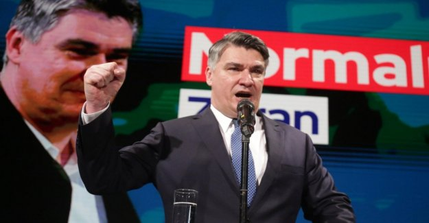 Croatia, on the ballot, the centre-left and the conservatives. Surprise success for Milanovic