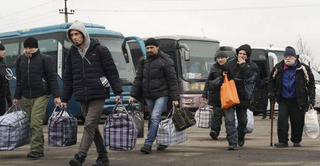 Exchange of 200 prisoners between the Ukrainian and separatist pro-Russian
